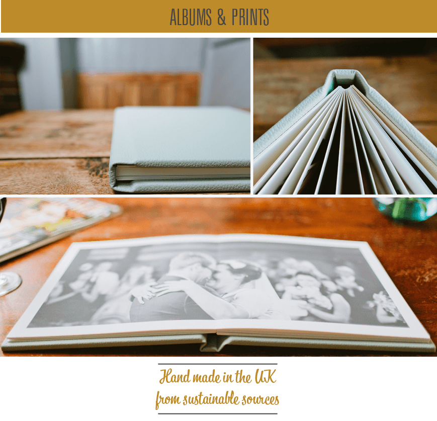 Albums & Prints - Matt Willis Photography - Bristol Wedding Photographer
