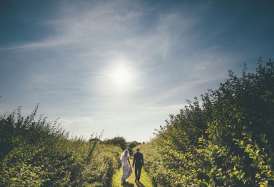 Bride & Groom Big Sky