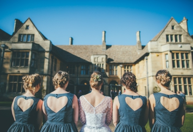 Coombe Lodge Bridesmaids