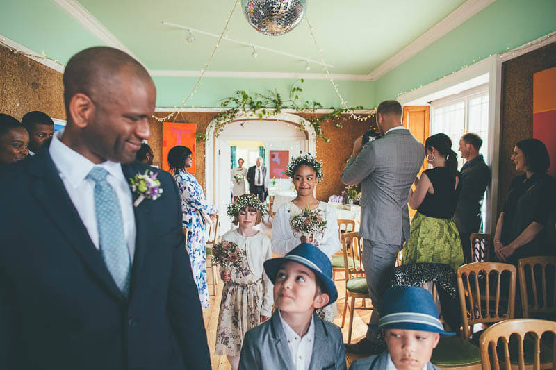 Pembrokeshire Wedding Photography