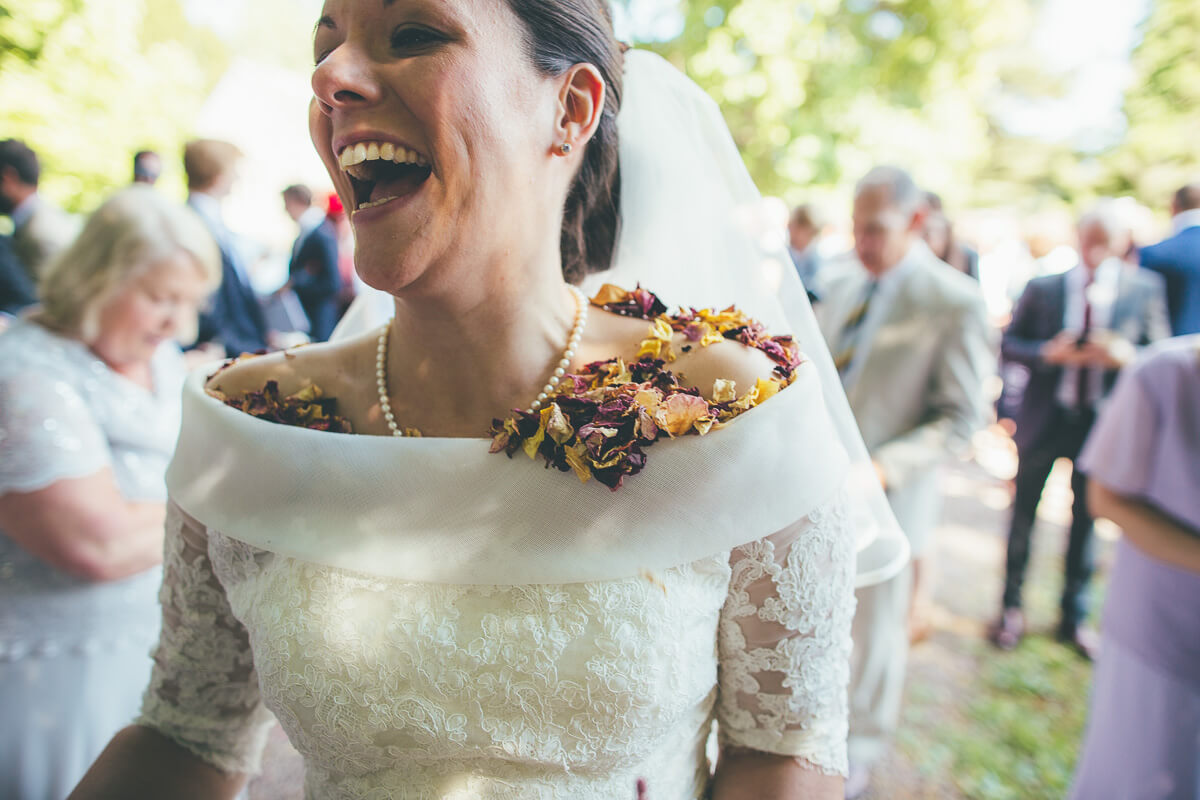 Confetti Bride