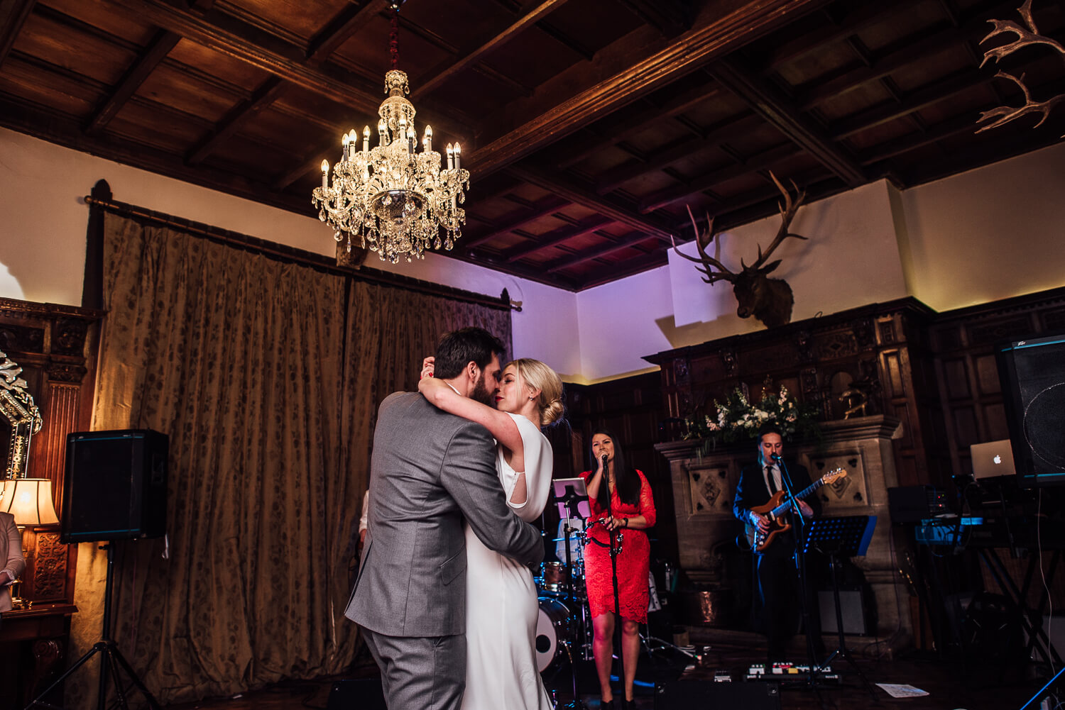 First Dance Huntsham Court