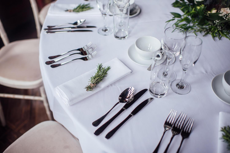 Simple Wedding Detail