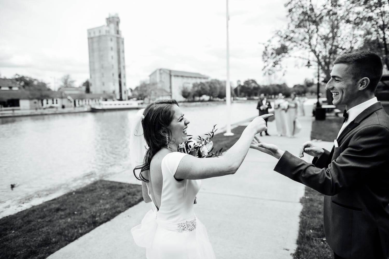 Amercian Wedding