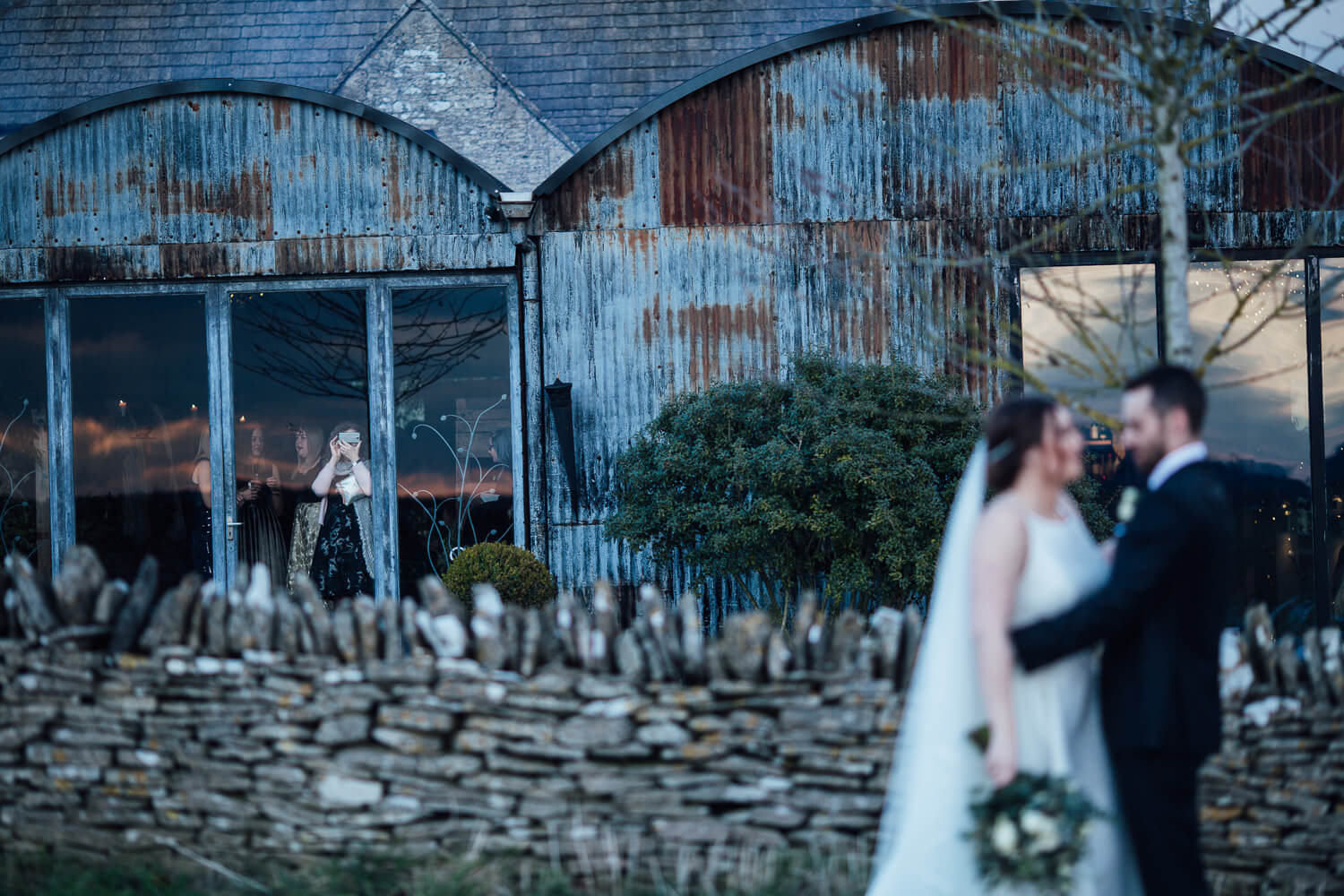 Stone Barn Wedding Photography