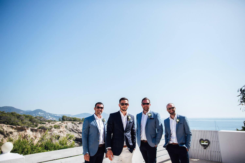 Ibiza Grooms Men