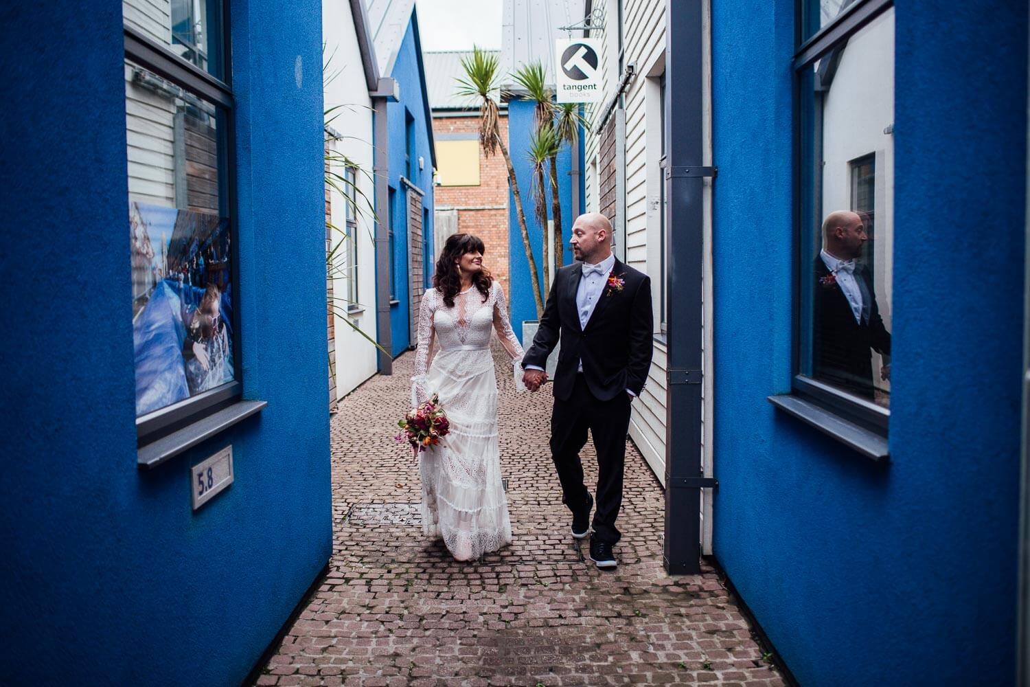 Paintworks wedding photography