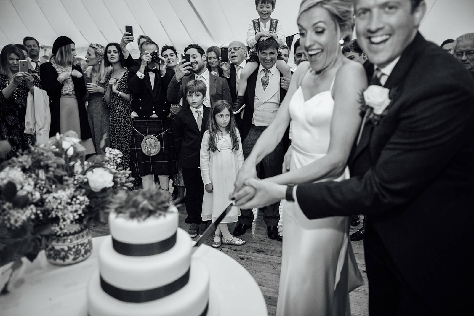 Johnnie & Fiona 48 | Bristol Wedding Photographer