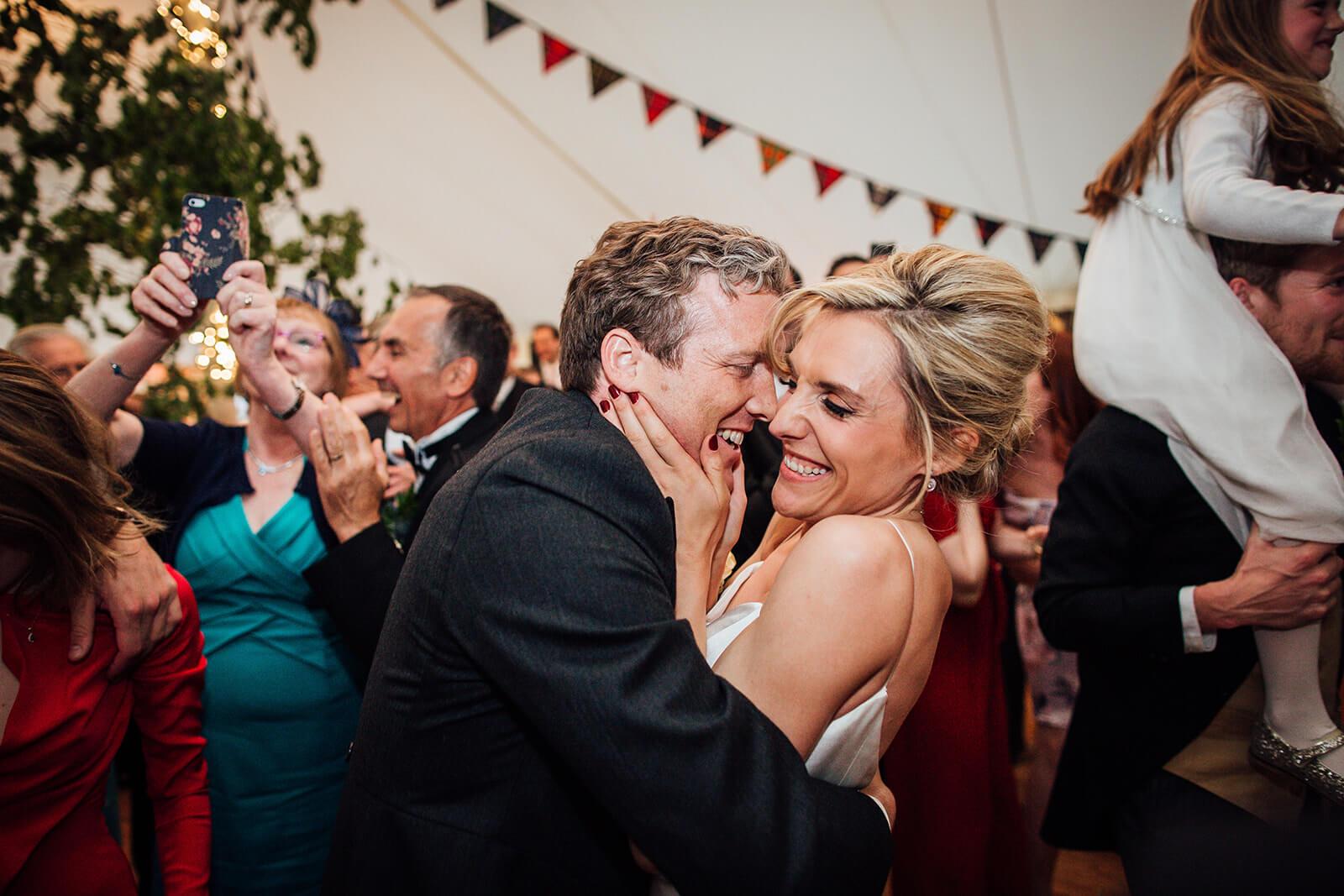 Johnnie & Fiona 50 | Bristol Wedding Photographer
