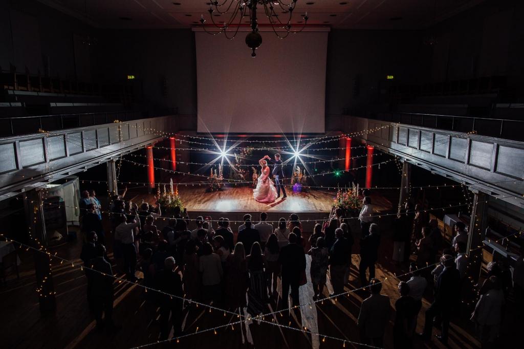 Bristol wedding at St Georges