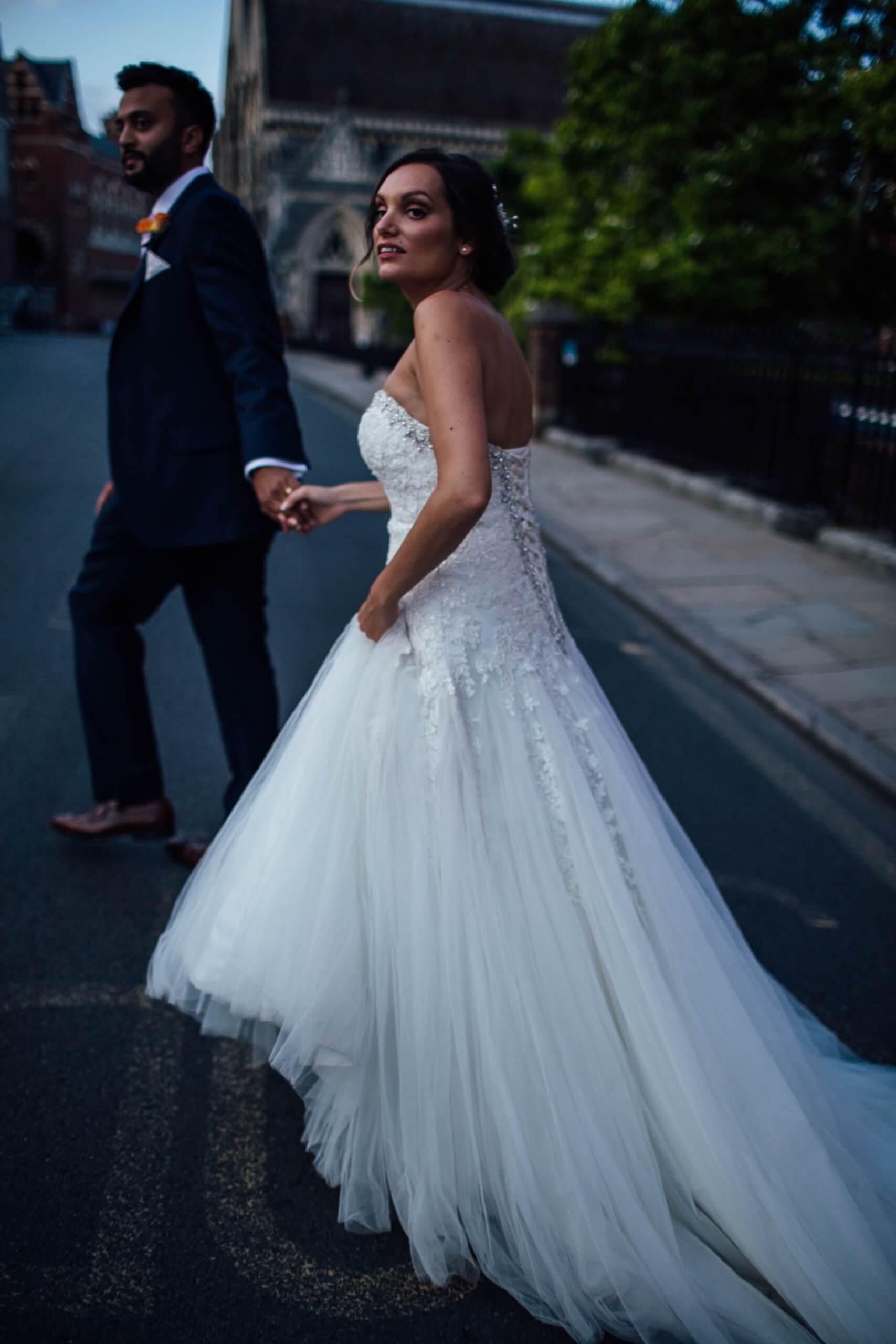 SJ & Amit 40 | Bristol Wedding Photographer